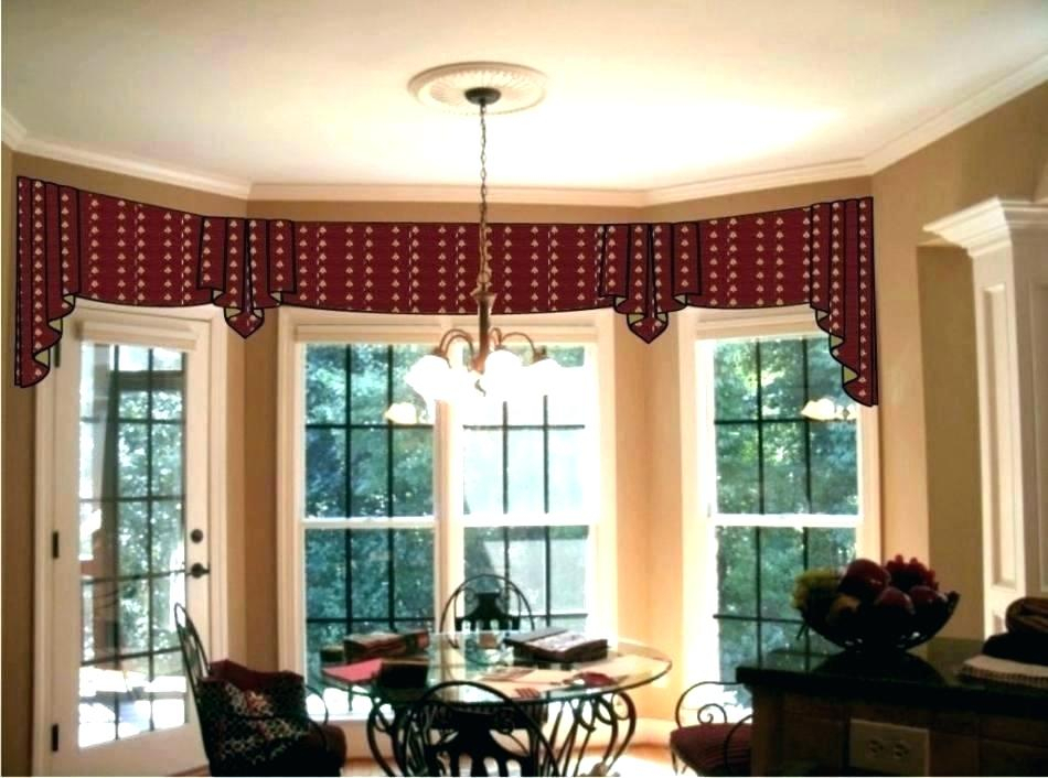 Inspiration about Log Cabin Window Treatments Rustic Curtains Valances Pretty With Floral Pattern Window Valances (#12 of 50)