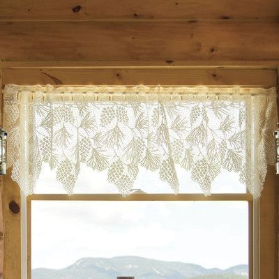 """Inspiration about Loon Peak Champlain 60"""" Curtain Valance 