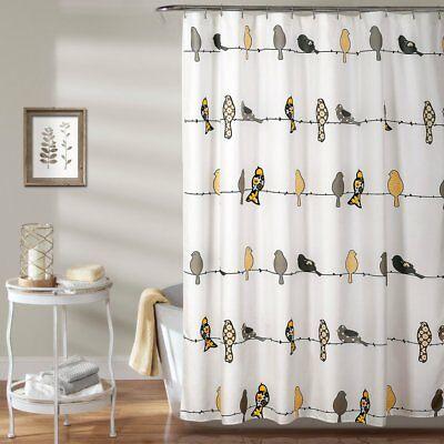Lush Decor Rowley Birds Valance – 52X18 – $ (View 22 of 50)