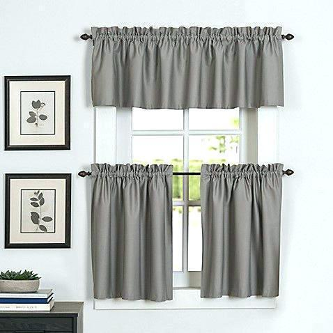 Inspiration about Luxury 36 Inch Curtains – Kinogo Hit.club Pertaining To Floral Watercolor Semi Sheer Rod Pocket Kitchen Curtain Valance And Tiers Sets (#45 of 50)