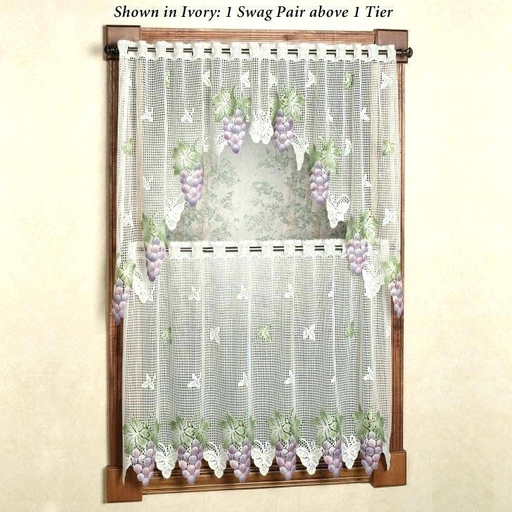 Inspiration about Luxury 36 Inch Curtains – Kinogo Hit.club Regarding Floral Watercolor Semi Sheer Rod Pocket Kitchen Curtain Valance And Tiers Sets (#49 of 50)