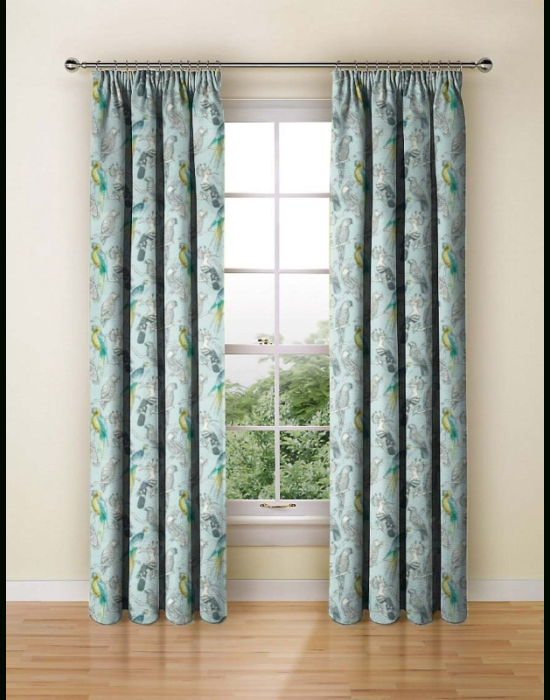 Made To Measure Curtains Aviary Reef – Made To Measure Curtains Iliv |  Curtains And Blinds 4 Homes Regarding Aviary Window Curtains (View 22 of 30)