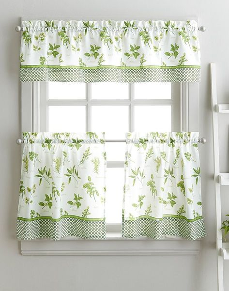 """Mahtomedi Floral 50"""" Curtain Valance In 2019   Kitchen Throughout Floral Watercolor Semi Sheer Rod Pocket Kitchen Curtain Valance And Tiers Sets (View 23 of 50)"""