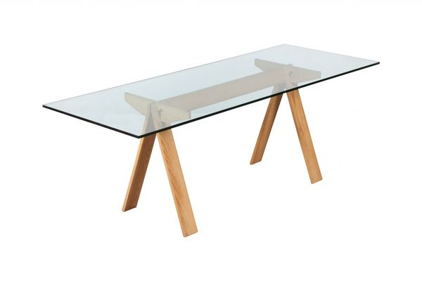 Martino Dining Tables Inside Most Recently Released Martino Dining Tablegigi Sabadin For Emme, Italy,  (#8 of 30)