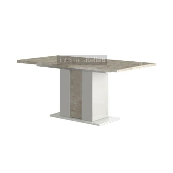 Martino Dining Tables Within Trendy San Martino Palladio Modern Italian Dining Table Extendable (#14 of 30)
