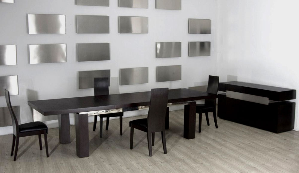 Modern Dining Within Well Liked Martino Dining Tables (#16 of 30)