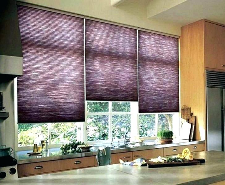 Modern Drapery Ideas – Transformcareers In Kitchen Window Tier Sets (#39 of 50)