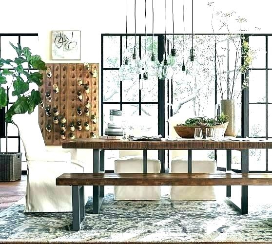 Most Current Faye Extending Dining Tables In Potterybarn Dining Table – Teencuentro (#13 of 20)