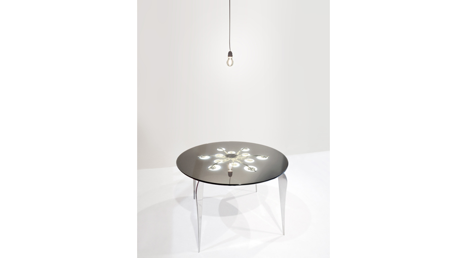Most Current Montalvo Round Dining Tables For Enlightened Table – Ateliers Michael Herrman (#14 of 20)