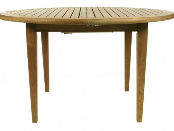 Most Popular Langton Round Extendable Table Pertaining To Langton Reclaimed Wood Dining Tables (#26 of 30)
