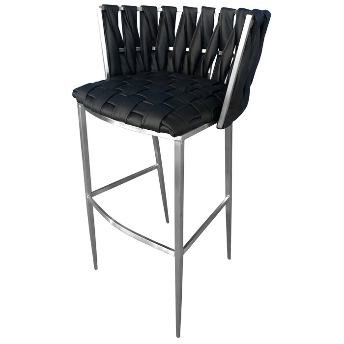 """Most Popular Montalvo 35"""" Bar Stool For Montalvo Round Dining Tables (#15 of 20)"""