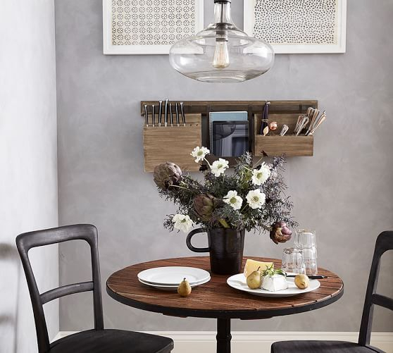 Most Popular Rae Dining Table, Rustic Wood,  (#10 of 30)