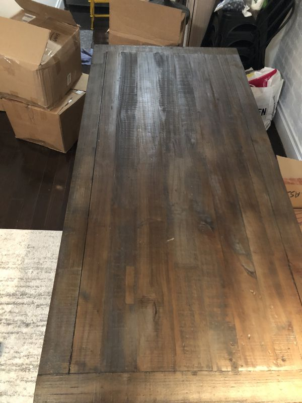 30 Collection of Bartol Reclaimed Dining Tables