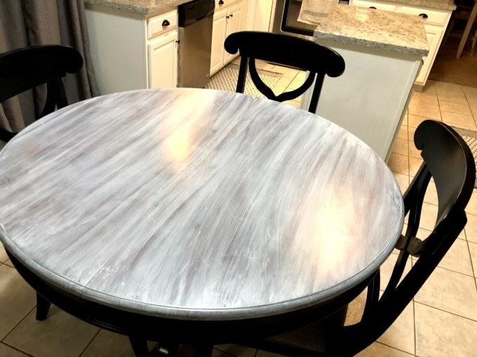Most Up To Date Farmhouse Graywash Technique – Reality Daydream Throughout Gray Wash Benchwright Dining Tables (#15 of 20)