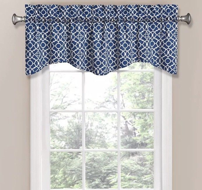 New Waverly Lovely Lattice Rod Pocket And 50 Similar Items In Waverly Felicite Curtain Tiers (#13 of 45)