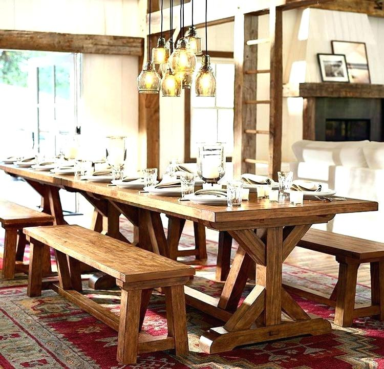 Newest Linden Round Pedestal Dining Tables Regarding Dining Room Table Pottery Barn – Blogie (View 24 of 30)