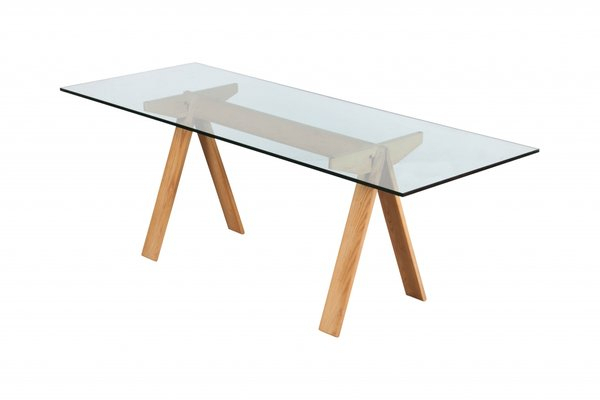 Newest Martino Dining Tables Throughout Martino Dining Tablegigi Sabadin For Emme, Italy,  (#18 of 30)