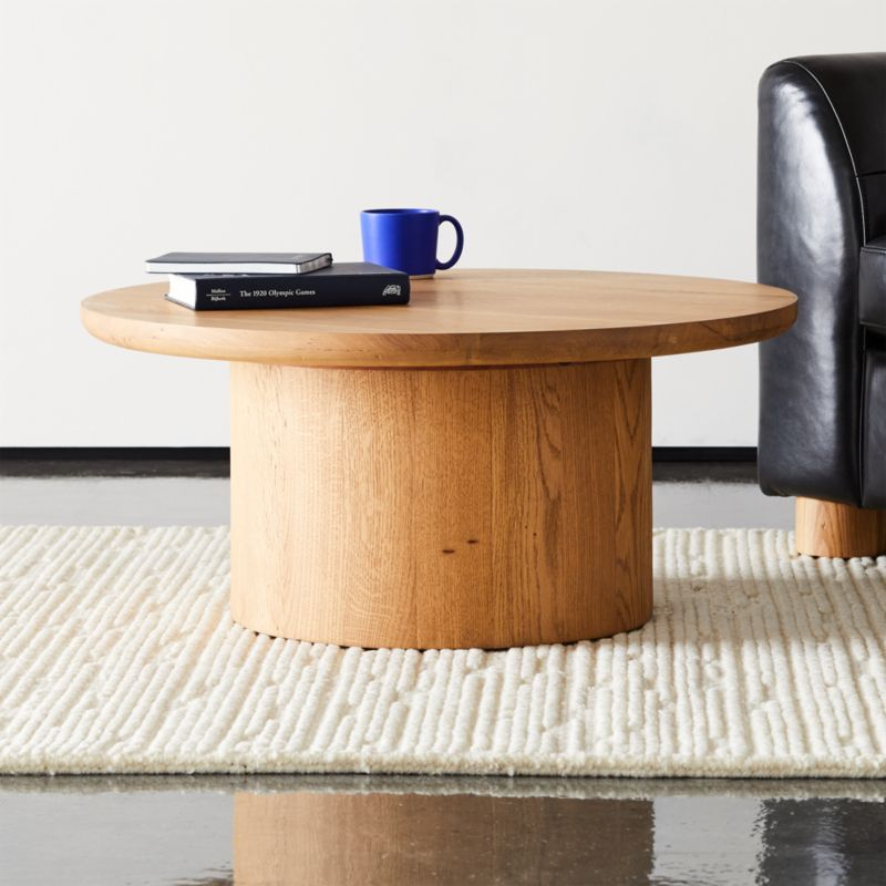 Popular Photo of Shaw Dining Tables, Blonde Oak