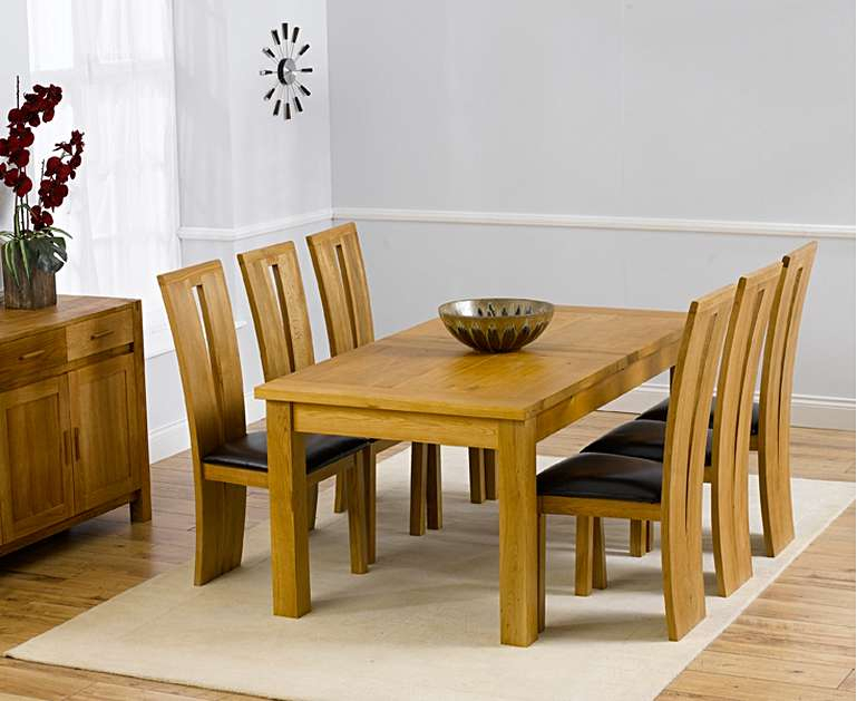 Popular Photo of Normandy Extending Dining Tables