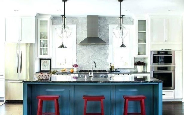 Outstanding Kitchens Red Kitchen Rugs Cabinets Pictures Blue In Classic Kitchen Curtain Sets (View 36 of 50)