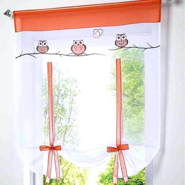 Owl Kitchen Curtains – Joelroberts (View 23 of 30)
