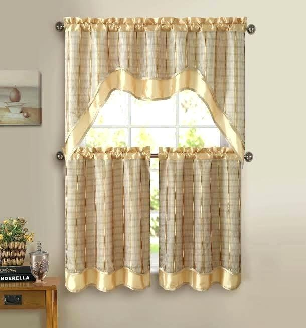 Penny's Kitchen Curtains – Scholam (View 34 of 50)