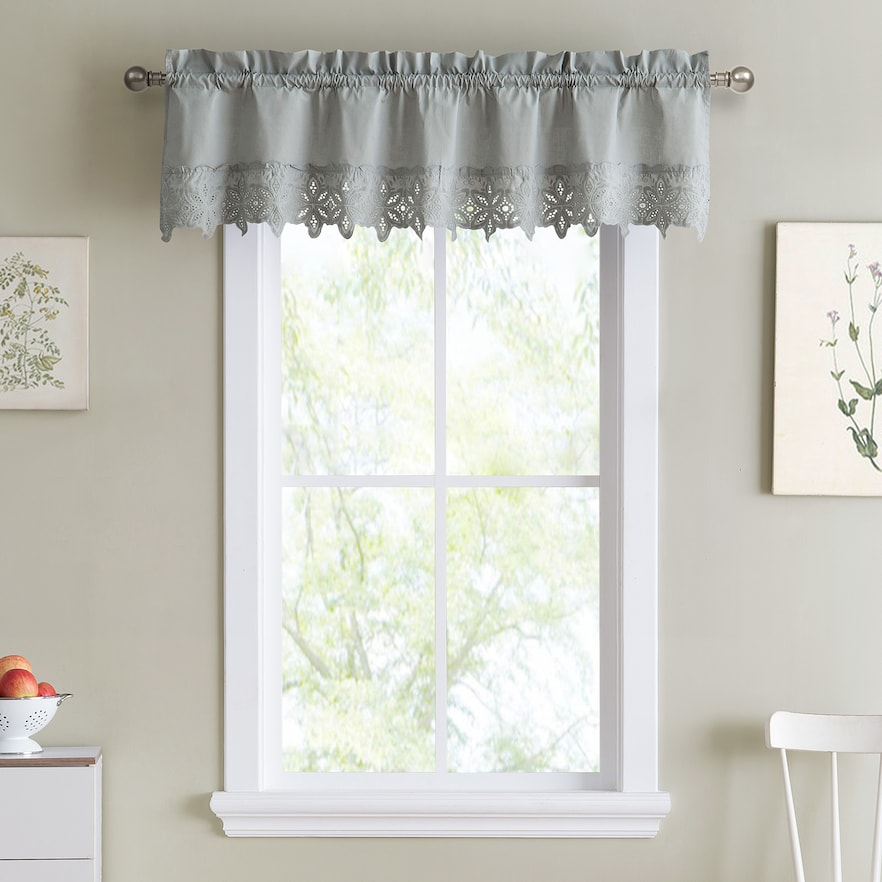 Pin On Products Intended For Luxury Light Filtering Straight Curtain Valances (View 10 of 47)