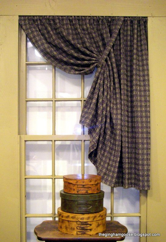 Pinmary Havel On Curtains | Curtains, Country Curtains With Primitive Kitchen Curtains (#22 of 30)