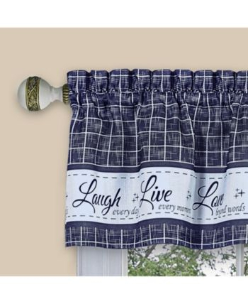 Pinterest – Пинтерест For Live, Love, Laugh Window Curtain Tier Pair And Valance Sets (View 34 of 50)