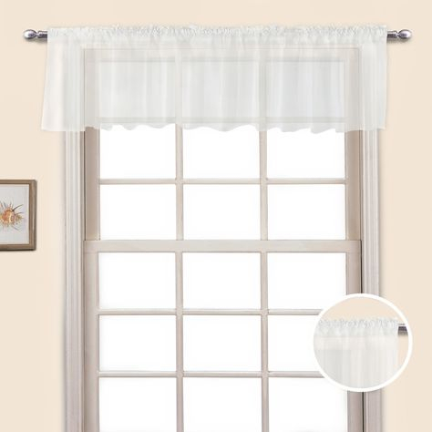 Pinterest – Пинтерест Pertaining To Luxury Light Filtering Straight Curtain Valances (View 2 of 47)