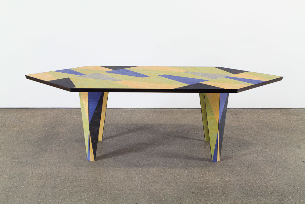Popular Anton Kern Gallery » Artists » Martino Gamper Intended For Martino Dining Tables (#20 of 30)