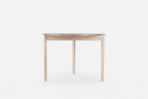 Popular Hearst Oak Wood Dining Tables Regarding Viewing Studioilse 458 Sidekicks Small Dining Table Product (#19 of 20)