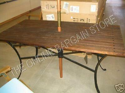 Pottery Barn Dining Table And 7 Pier One Dining Chairs For Best And Newest Hewn Oak Lorraine Extending Dining Tables (#23 of 30)