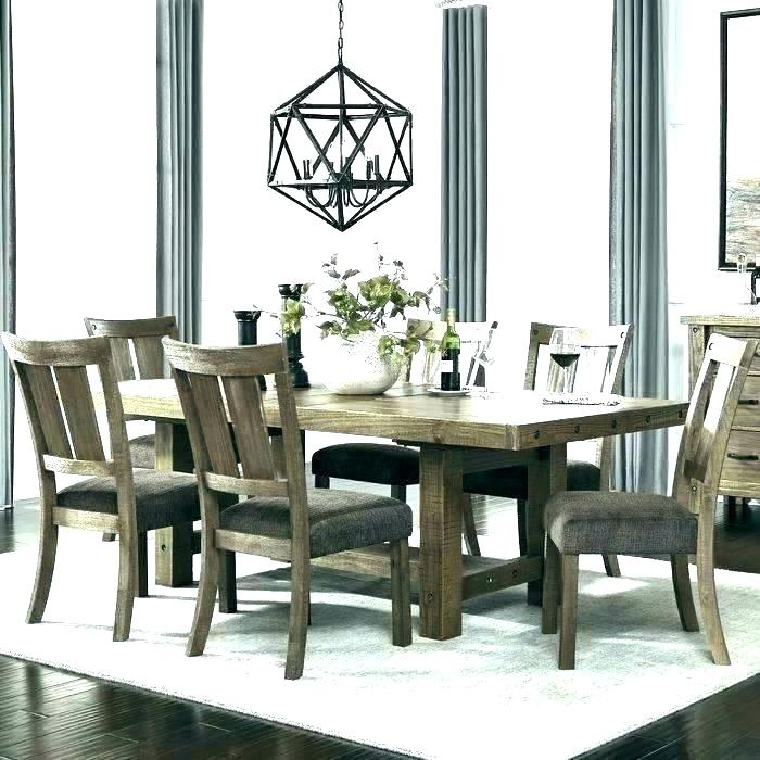 Preferred Alfresco Brown Banks Pedestal Extending Dining Tables In Potterybarn Dining Table – Teencuentro (View 27 of 30)