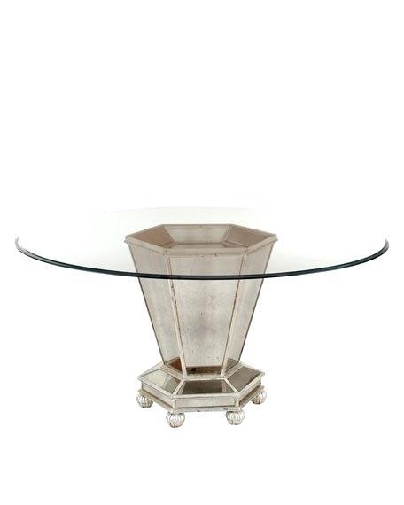 Preferred Dawson Pedestal Dining Tables Regarding Dawson Dining Table – Mercedezcapito (View 8 of 20)