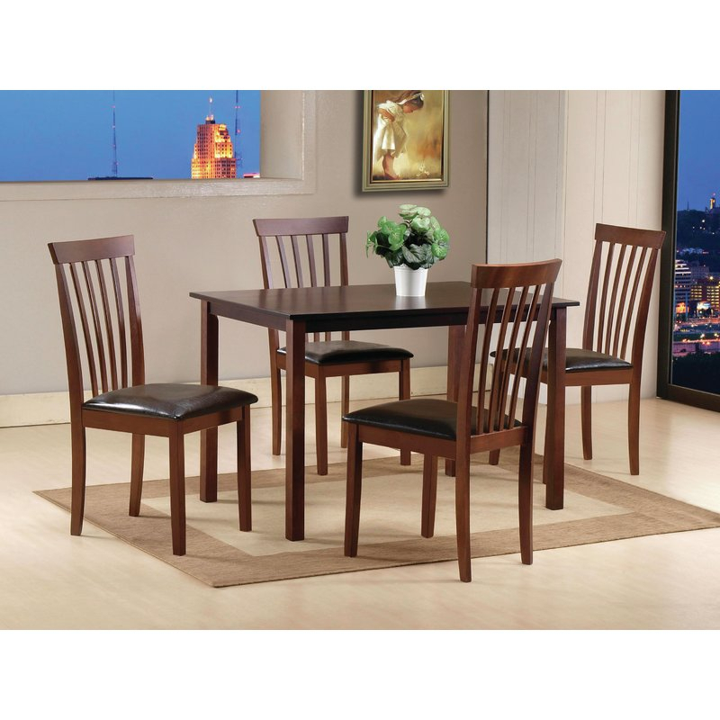 Inspiration about Recent Avery Rectangular Dining Tables Intended For The Avery Rectangular Dining Set With 4 Chairs (#7 of 20)