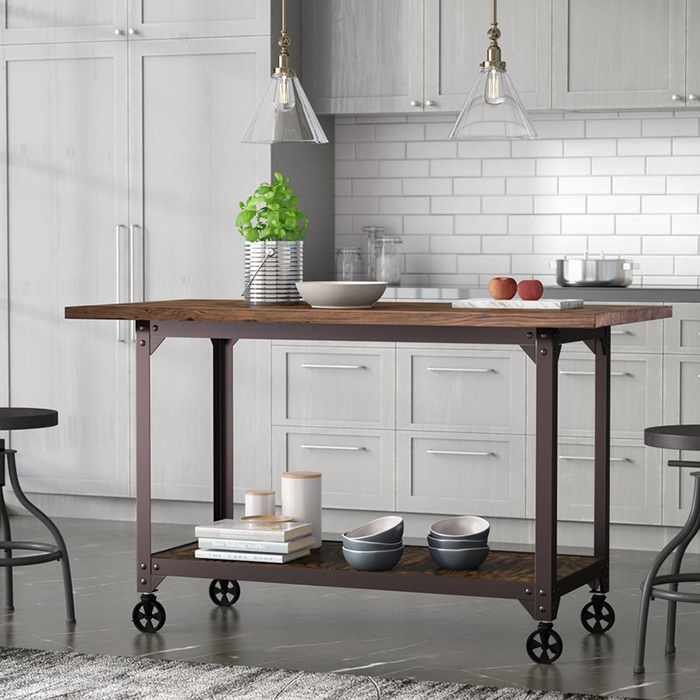 Inspiration about Recent Elworth Kitchen Island Inside Kitchen Islands On The Go (#8 of 20)