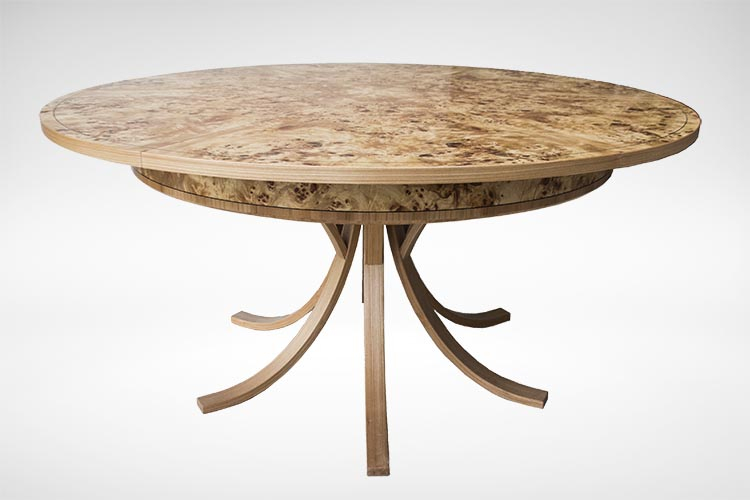 Inspiration about Recent Johnson Round Pedestal Dining Tables Within Dining Tables — Johnson Furniture (#4 of 20)