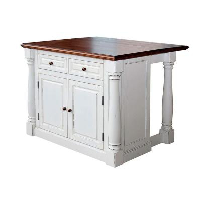 Inspiration about Recent Kitchen Islands – Carts, Islands & Utility Tables – The Home Regarding Elworth Kitchen Island (#10 of 20)