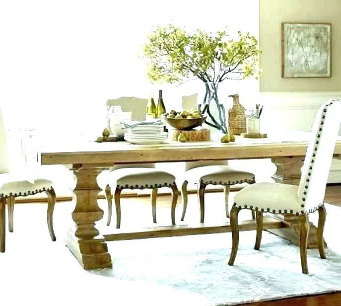 Inspiration about Recent Pottery Barn Pedestal Table – Nzmgfoundation For Dawson Pedestal Tables (#10 of 20)