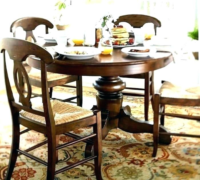Inspiration about Recent Tuscan Chestnut Toscana Pedestal Extending Dining Tables With Regard To Toscana Extending Dining Table – Remodelcozy.co (#17 of 20)