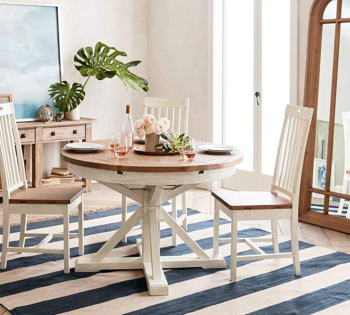 Inspiration about Reclaimed Dining Table – Shopstyle Regarding Famous Stafford Reclaimed Extending Dining Tables (#27 of 30)