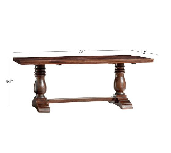 Inspiration about Reclaimed Dining Table (#3 of 20)