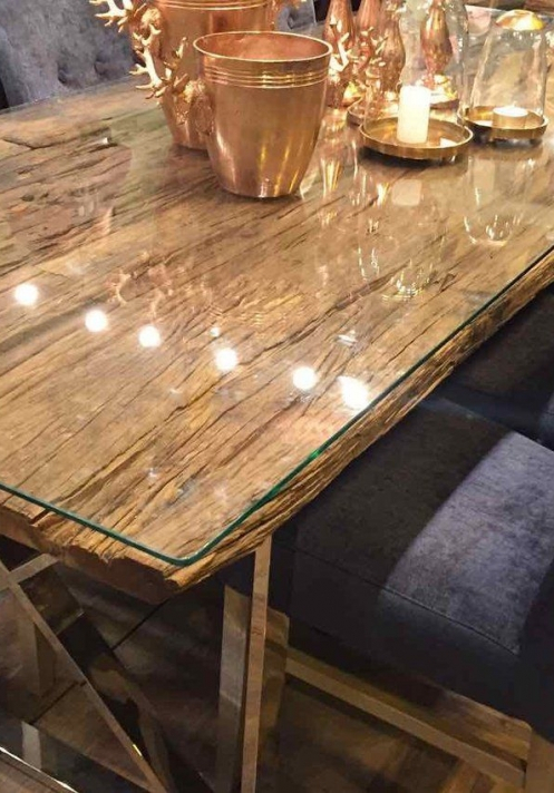 Inspiration about Reclaimed Wood Dining Tables – Saltandblues Inside Favorite Stafford Reclaimed Extending Dining Tables (#25 of 30)