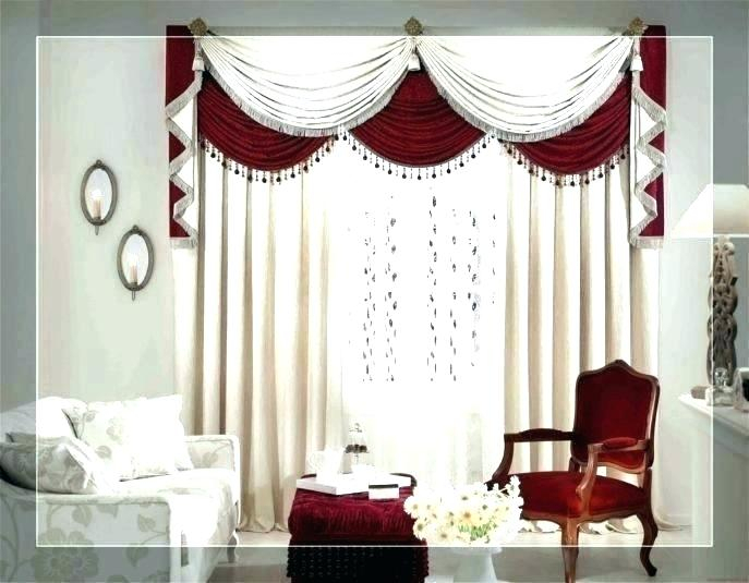 Inspiration about Red Curtains Target – Amcast.co In Modern Subtle Texture Solid Red Kitchen Curtains (#17 of 50)