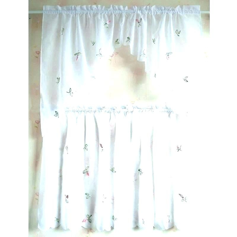 Red Kitchen Curtains And Valances – Paultay (View 34 of 50)
