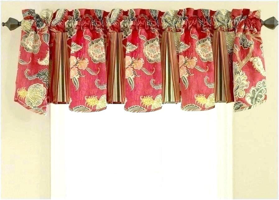 Red Kitchen Curtains And Valances – Paultay (View 37 of 50)