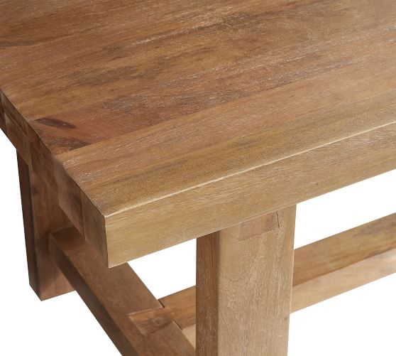 Inspiration about Reed Extending Dining Table, Antique Umber (#6 of 30)