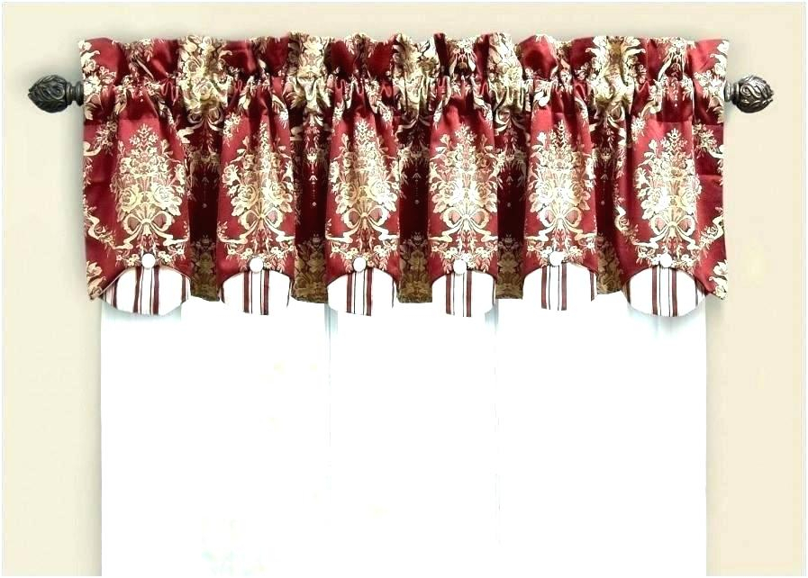 Inspiration about Rooster Curtain Rods – Bollyqueen.co Regarding Luxurious Kitchen Curtains Tiers, Shade Or Valances (#46 of 50)