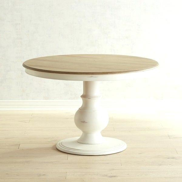Inspiration about Round Dining Table Base Pier 1 – Jennyjohnson.co For Most Recent Johnson Round Pedestal Dining Tables (#10 of 20)